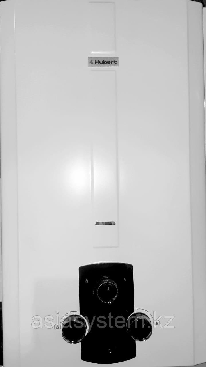 HUBERT AGW T 24  проточный газовый водонагреватель с модуляцией пламени (колонка) энергозависимые