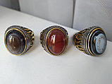"""Кольцо-перстень """"Огонь"""", фото 2"""