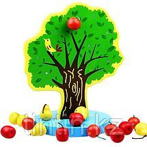 Фруктовое дерево с плодами на магнитах, фото 3