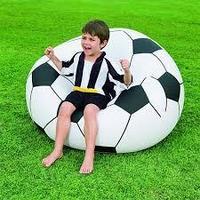 Кресло-мяч надувное 114х112х71 см, max 100 кг, Bestway 75010