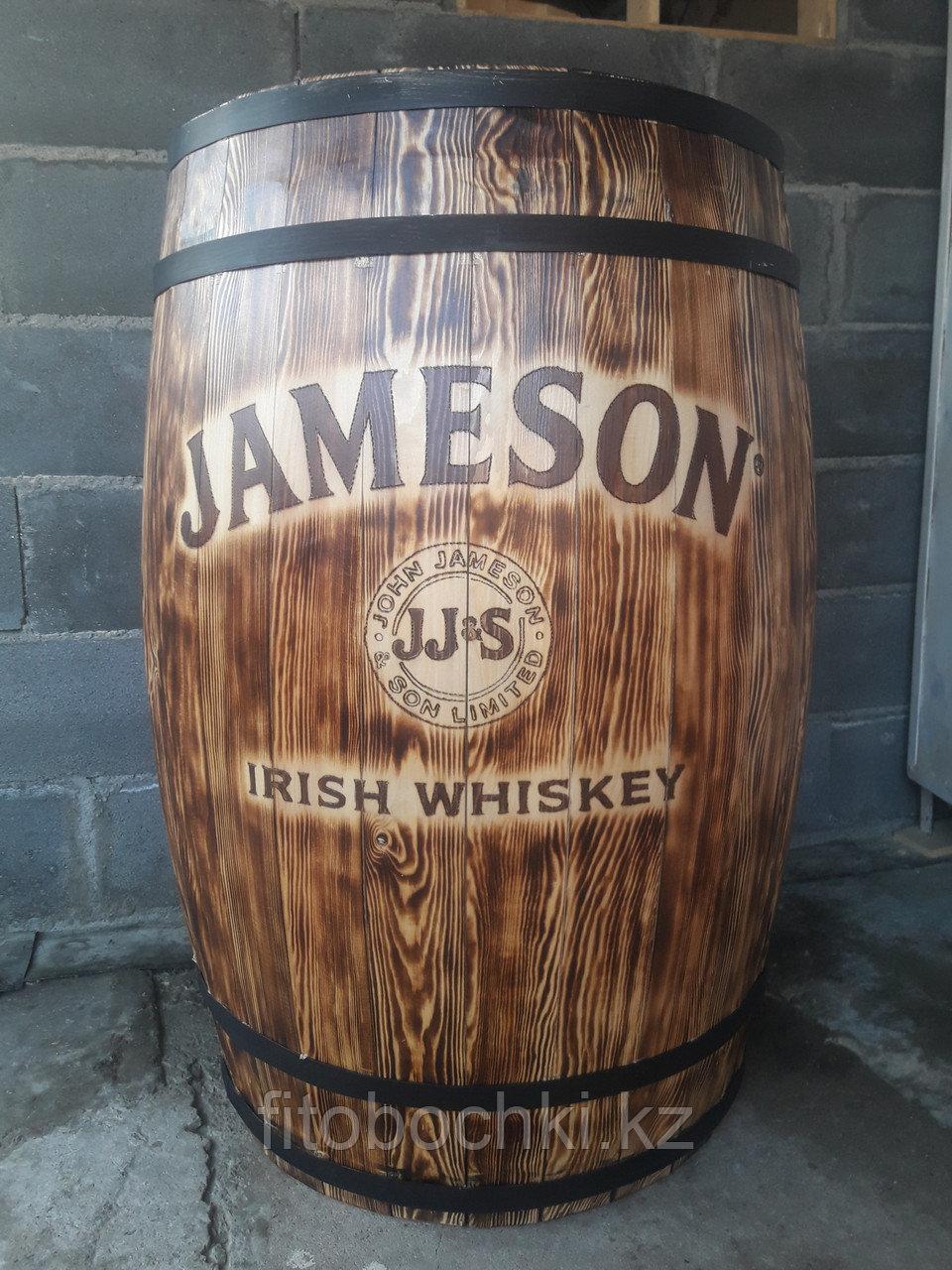 """Деревянный стол-бочка """"Jameson"""""""