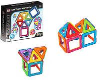 Детский магнитный Конструктор Play Smart Цветные Магниты.