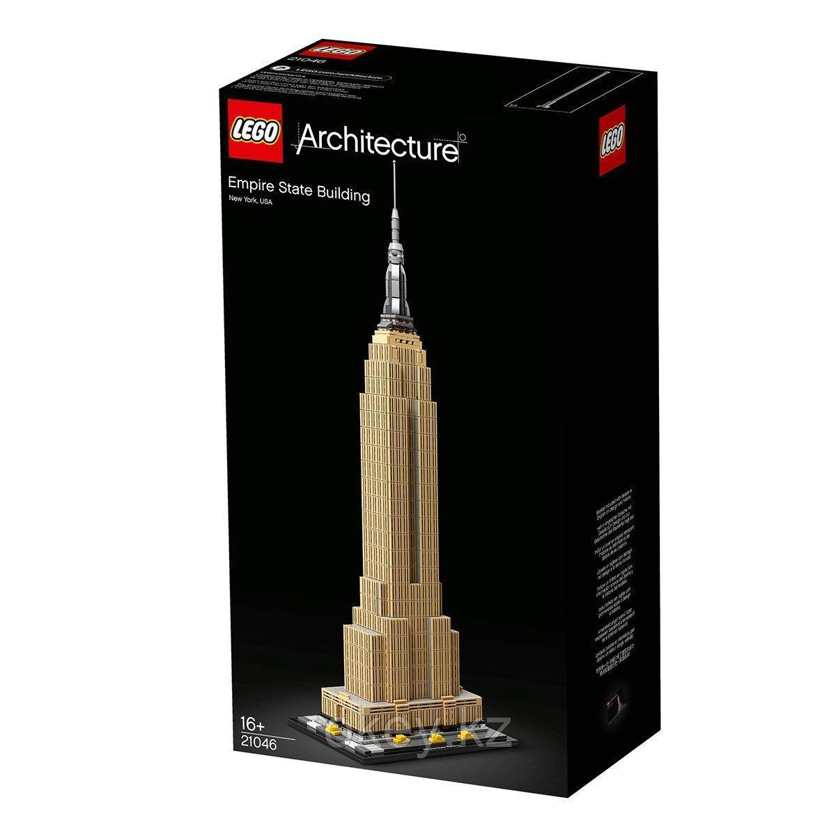 LEGO Architecture: Эмпайр Стейт Билдинг 21046