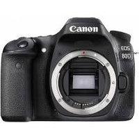 Фотоаппарат Canon EOS 80D Body гарантия 2 года