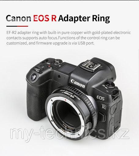 Canon EOS RP Body +Mount Adapter Viltrox EF-R2 гарантия 2 года