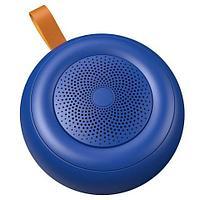Колонка портативная bluetooth BORAFONE Joyful Super Mini {IPX5, TF, MP3-плеер, громкая связь} (Синий)
