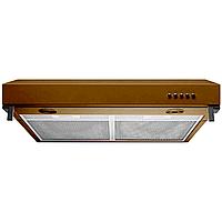 """Вытяжка - модель """" ART -0960 L Punto"""" brown"""