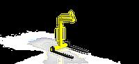 Захват вилочный с переставными лапами ZVPL 2,0