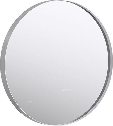 Зеркало Aqwella RM RM0206W 60 cм, в металлической белой раме