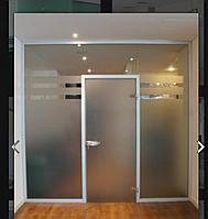 Межкомнатные и офисные стеклянные перегородки