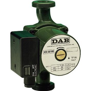 Насос циркуляционный DAB VA 55/180 X 60182170H, напор 4.7 м, 70 л/мин, 36-58-70 Вт