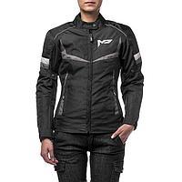 Куртка женская ASTRA черно-серая, XS