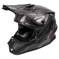 Шлем FXR Blade Throttle, размер XS, чёрный
