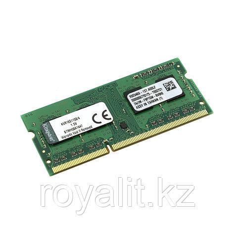 Модуль памяти Kingston DDR3 SODIMM 4Gb, фото 2
