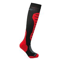 Гольфы SIXS MOT S MERINOS Wool, размер 47-49, красный, чёрный