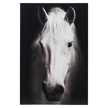 """Картина """"Белый конь"""" 60*40 см"""