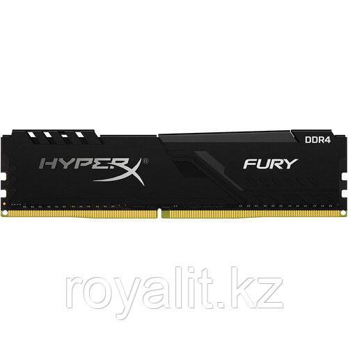 Модуль памяти Kingston HyperX Fury DDR4 DIMM 16Gb