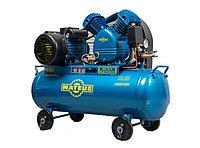 Компрессор Mateus MS03302 (YV-0.08), 1.1 кВт, 80 л/мин, 40 л, 8 бар