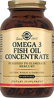 Solgar Концентрат рыбьего жира Омега-3 №60 капс.