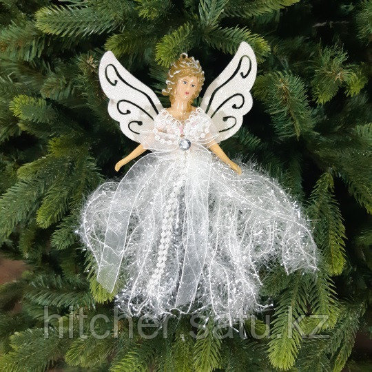 "Новогодняя фигурка на елку ""Ангел"" 20 см"