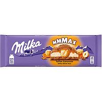Шоколад молочный  MILKA Toffee Wholenut MMMAX (300 грамм) /Швейцария/ (12 шт в упаковке)
