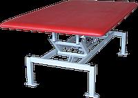 Стол массажный терапевтический «КИНЕЗО-ЭКСПЕРТ» Б1 (1-секционный для Бобат и Войта терапии)