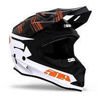Шлем 509 Altitude Carbon Fidlock (ECE), размер M, оранжевый, чёрный, серый