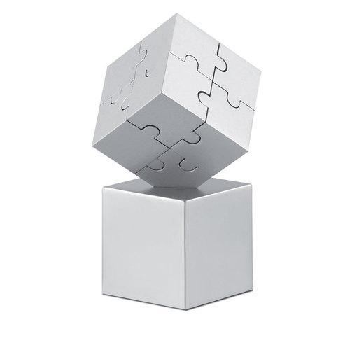 Металлический ЗD паззл в форме куб, KUBZLE