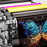 Цифровая печать, услуги цифровой печати