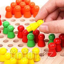 Настольная игра - Китайские Шашки, фото 3