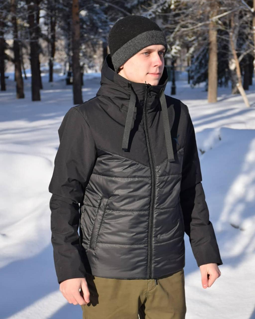 Весенняя куртка PUMA - фото 1