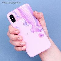 Чехол для телефона iPhone X/XS «Краска», 14.5 × 7 см