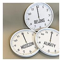 Часы настенные 30 см диаметр