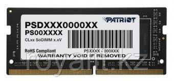 Оперативная память SODIMM DDR4 PC-21300 (2666 MHz) 32Gb PATRIOT (память для ноутбуков) <2x8, 1.2V>