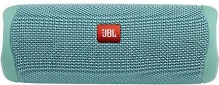 Портативная колонка JBL Flip 5 бирюзовый