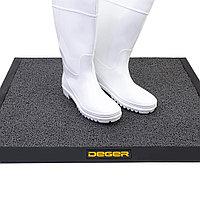 DEGER Износостойкий коврик для дезинфекции обуви 600*700*17