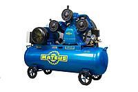 Компрессор Mateus MS03309 (YW-0.9) 7.5 кВт 900 л/мин 172 л 8 бар