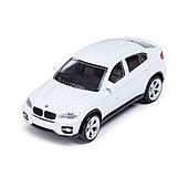 Металлическая машинка RASTAR 33700W, BMW  X6