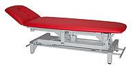 Стол массажный терапевтический СМТ «КИНЕЗО-ЭКСПЕРТ» 2 (2-х секционный, 4 колеса,4 ножки)