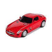 Металлическая машинка RASTAR 58100R Mercedes-Benz SLS