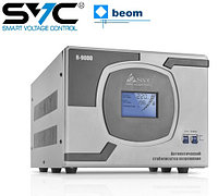 Стабилизатор релейный SVC R-9000 9000ВА / 7 кВт - Диапазон работы 110-275В