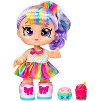 Кинди Кидс 38722 Кукла Рэйнбоу Кейт 25см с акс. ТМ Kindi Kids