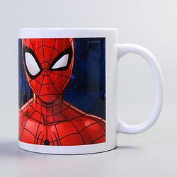 """Кружка """"Супергерой"""", Человек-паук, 350 мл"""