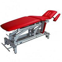 Стол массажный терапевтический СМТ «КИНЕЗО-ЭКСПЕРТ» 7 (7-ми секционный, 4 колеса, 4 ножки)