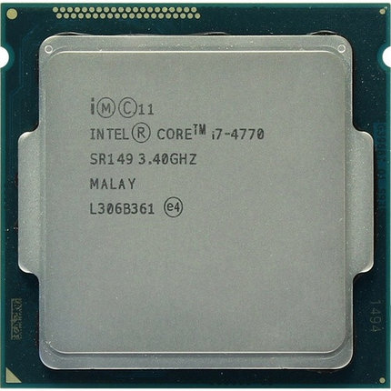 Процессор Intel 1150 i7-4770 8M, 3.40 GHz, фото 2