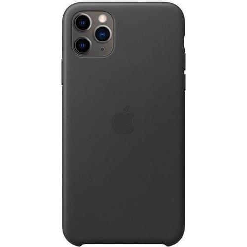 Чехол на телефон Черный iPhone 11 Pro Max