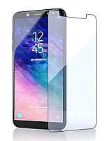 Стекло на телефон 18D Samsung A6+ 2018