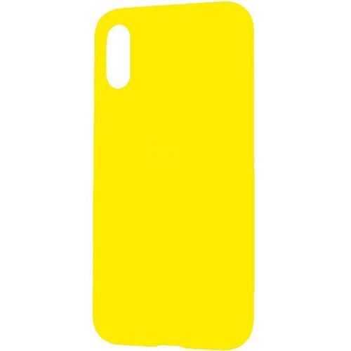 Чехол на телефон Лимонный Silicone Case Xiaomi Redmi 9C