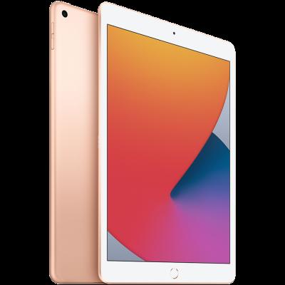 "Apple iPad 10,2"" Wi-Fi 32 ГБ, золотой"