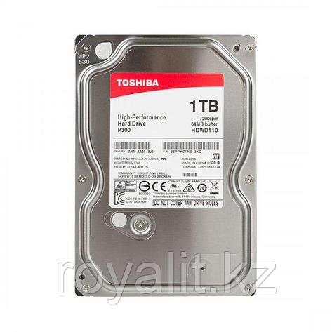 Жёсткий диск Toshiba P300 HDD 1 Tb, фото 2